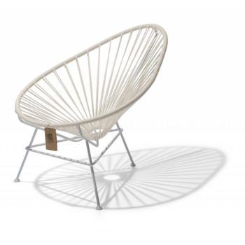 Kids Acapulco chair white