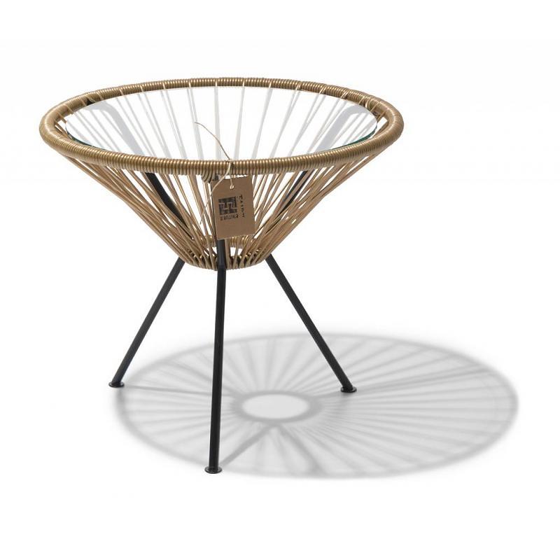 Table Japón gold Fair Furniture