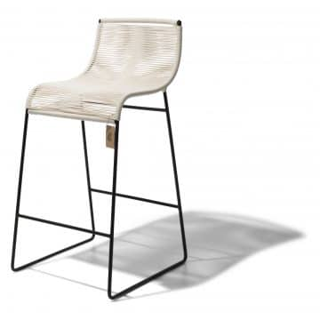 Barstool white Fair Furniture