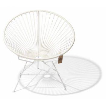 100% white Condesa chair