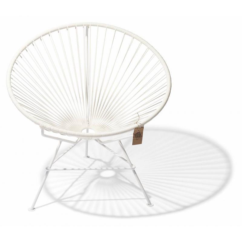 silla Condesa en color 100% blanco