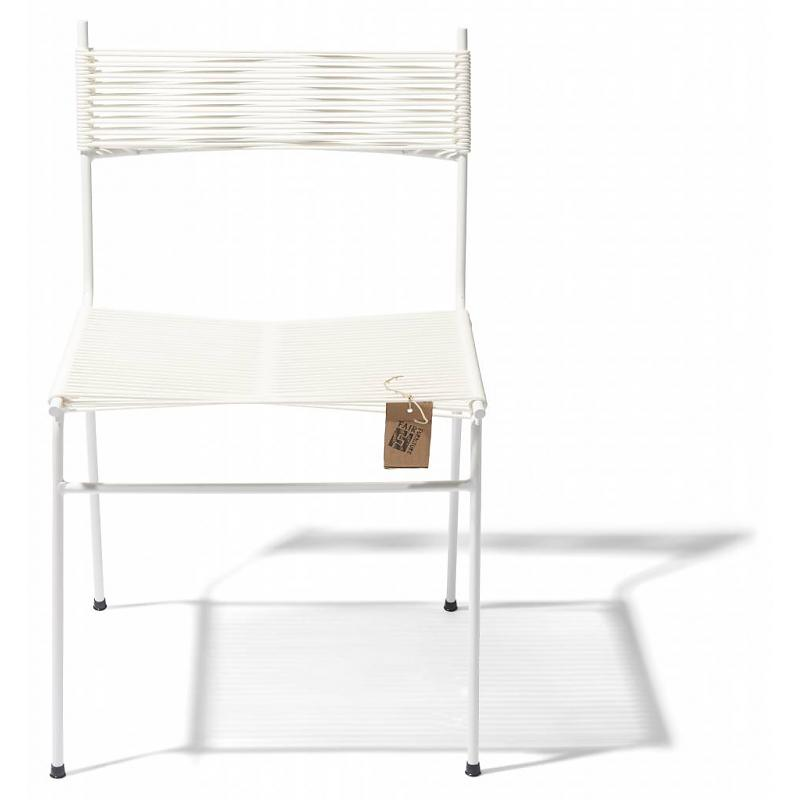 Polanco dining chair white Fair Furniture 2