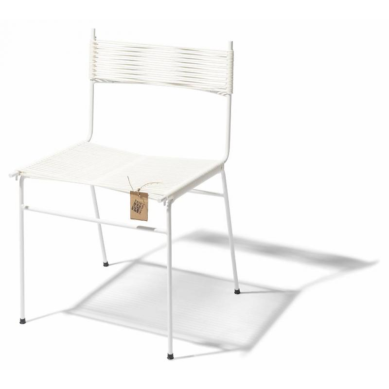 Polanco dining chair white Fair Furniture 1