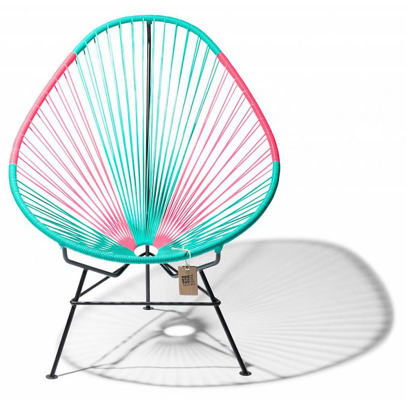 Original Mexican Acapulco chair in two colors