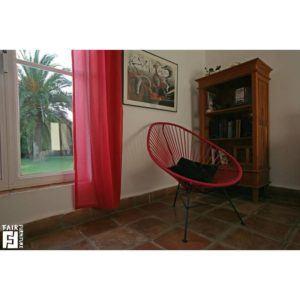 Interior con silla Acapulco de Fair Furniture