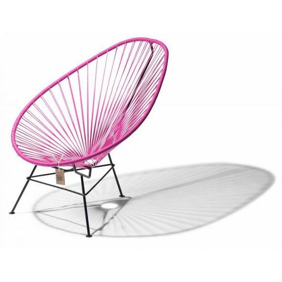 Original Acapulco chair fuchsia Fair Furniture 2