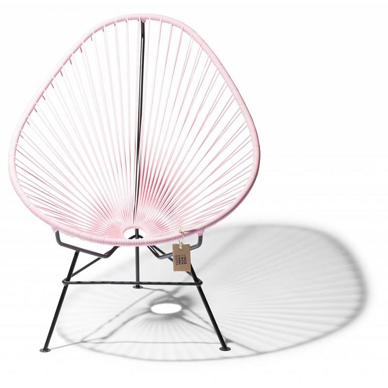 Pastel pink Lounge chair Fair Furniture