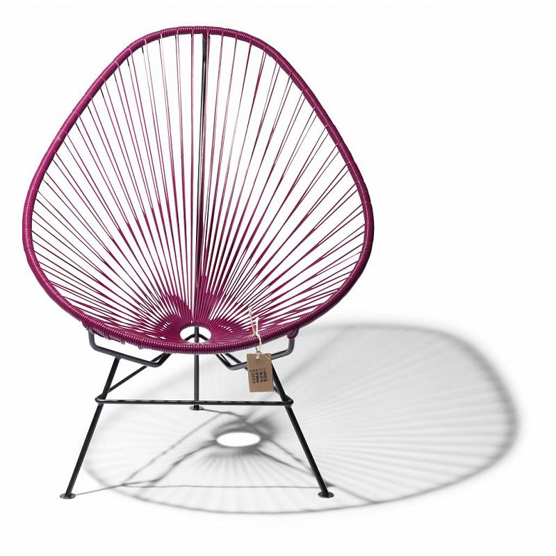Violet Acapulco chair Fair Furniture