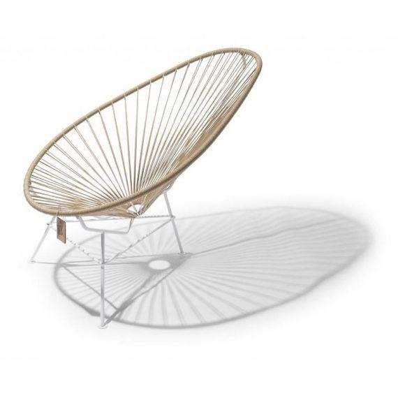 Original Acapulco chair, white frame Fair Furniture 2