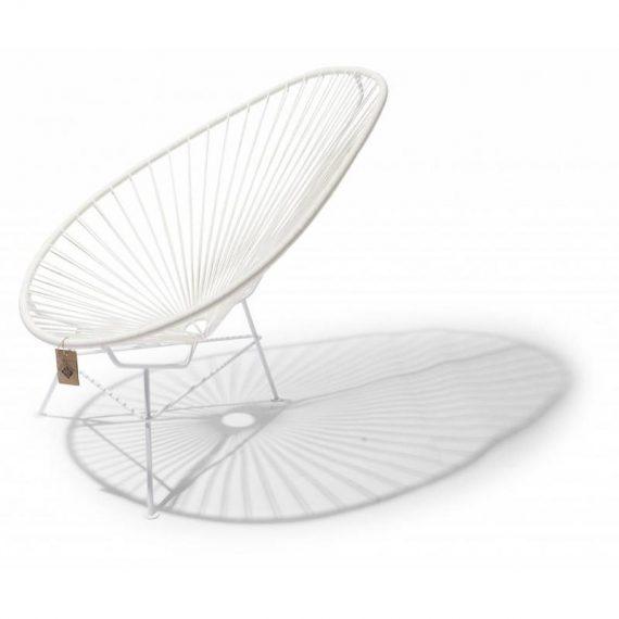 Acapulco chair, white, white frame Fair Furniture 2