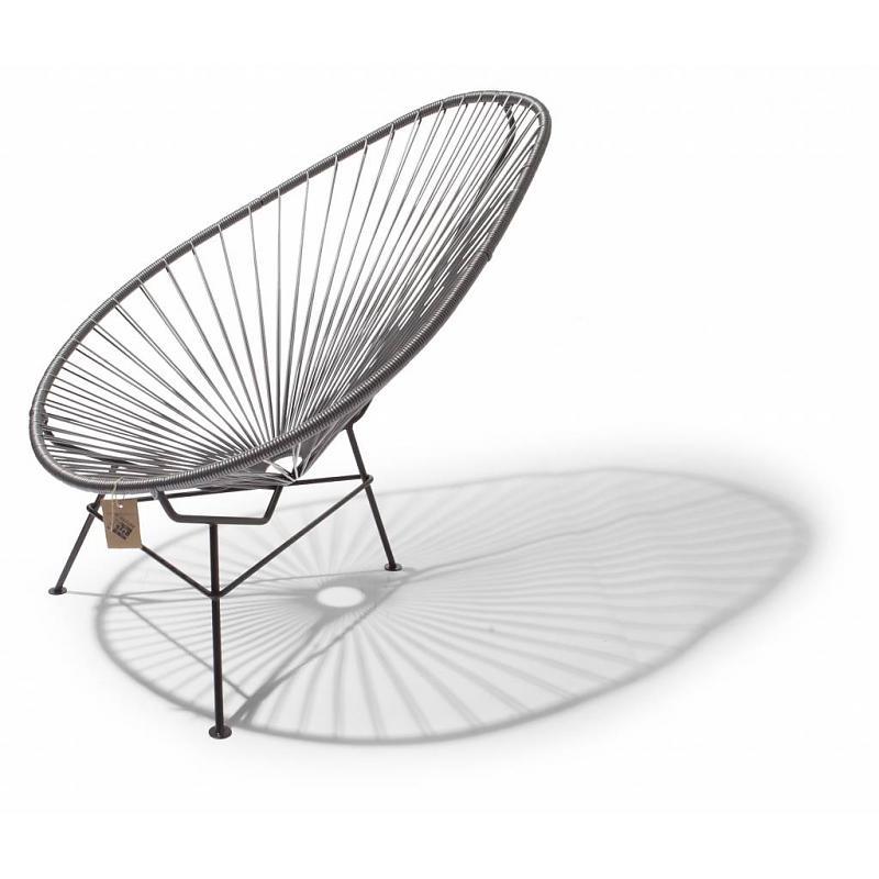 Fair Furniture Silver Grey Lounge Chair ...