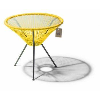 Yellow side table Fair Furniture