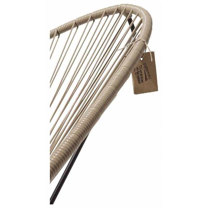 Detail beige weave Fair Furniture