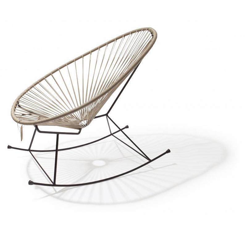 Acapulco Rocking Chair Beige Fair Furniture