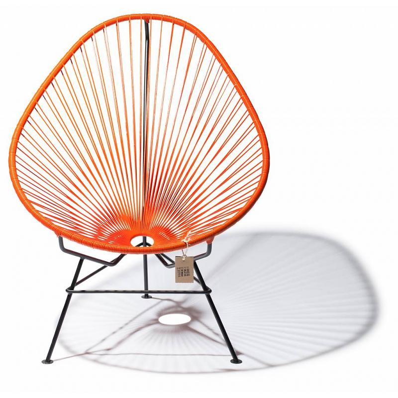 Fair Furniture orange Acapulco chair