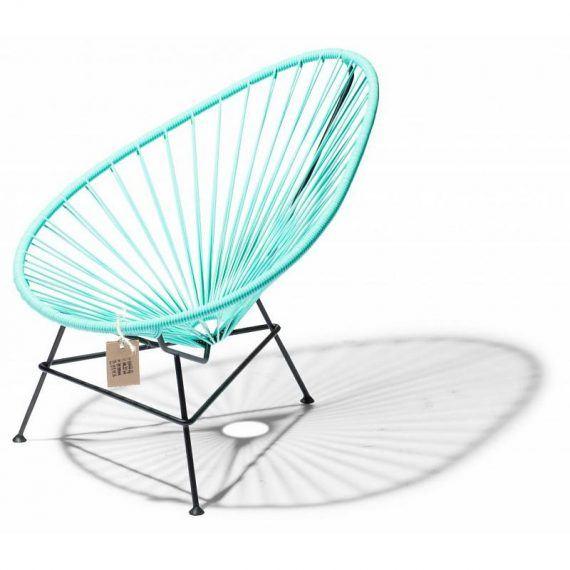 baby Acapulco chair aqua/turquoise light
