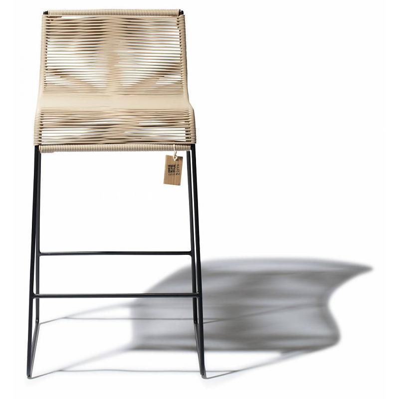 Fair Furniture Barstool in beige color indoor & outdoor