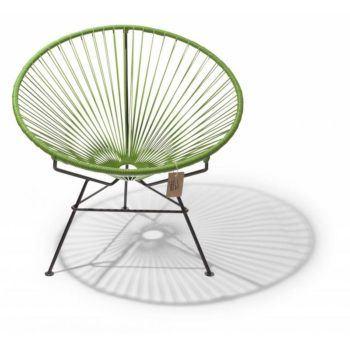 Fair Furniture Condesa chair in olive green