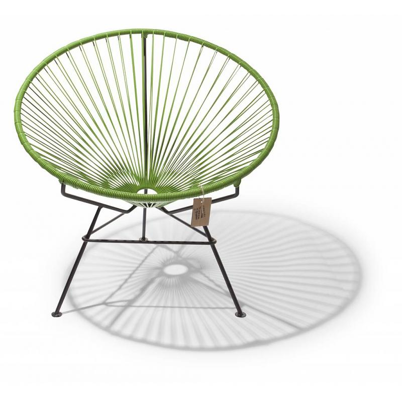 Fair Furniture Condesa chair in olive green