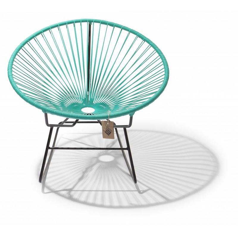 Fair Furniture rocking chair turquoise 2