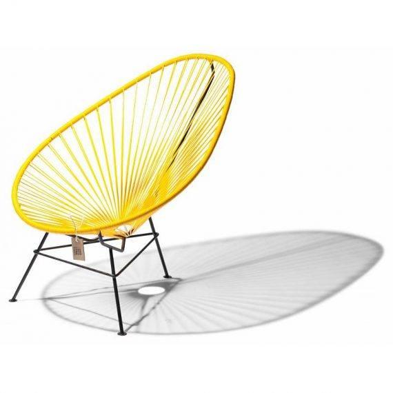Baby/kids Acapulco chair yellow