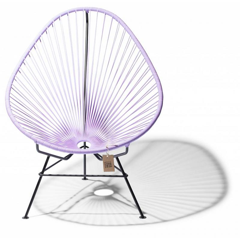 Acapulco chair color lilac Fair
