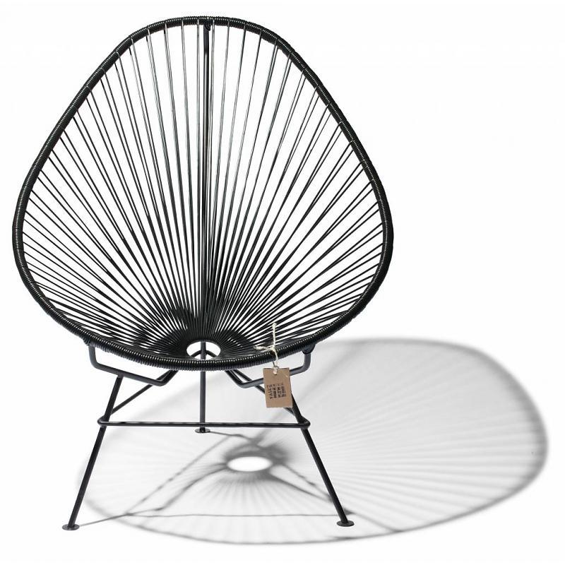 Kids chair black Fair Furniture 2