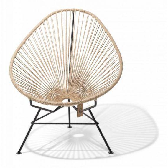 acapulco chair hemp. Black Bedroom Furniture Sets. Home Design Ideas