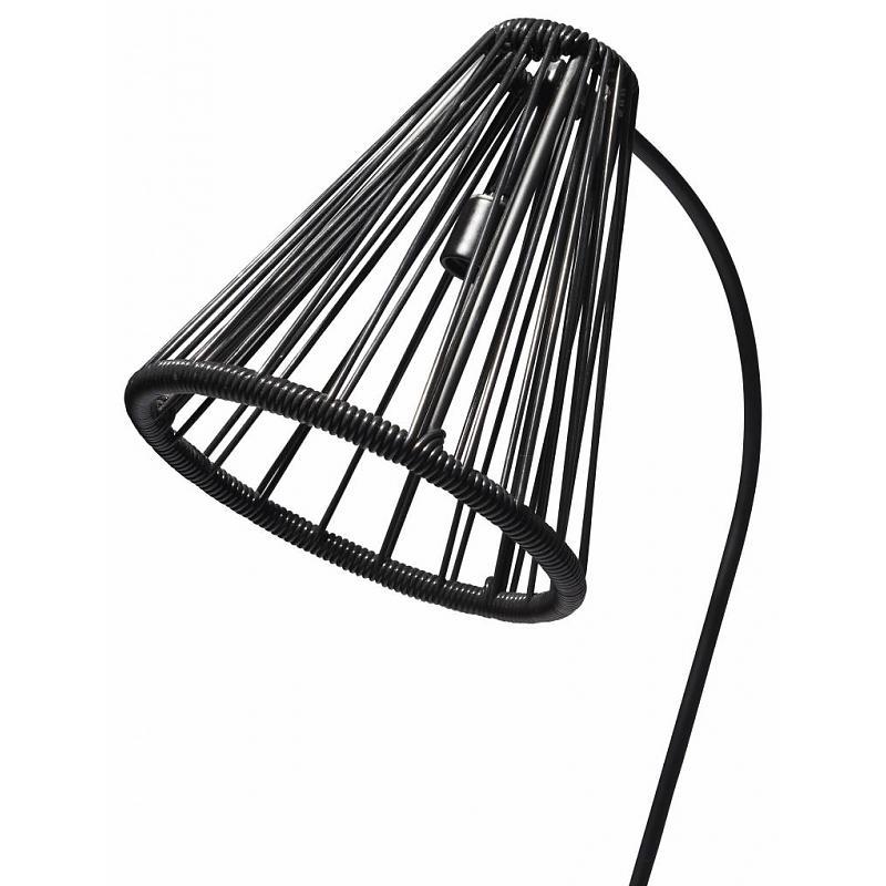 Black lampshade Kahlo
