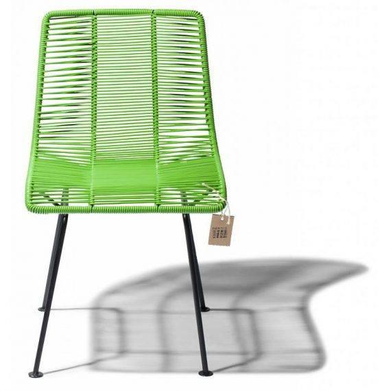 Fair Furniture dining chair apple green