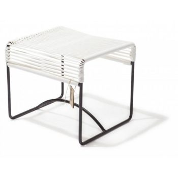 Xalapa bench/footstool white