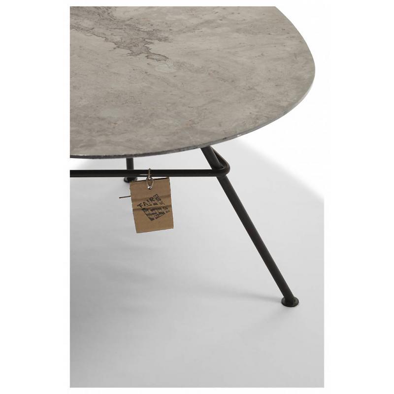 Mesa Zahora corten Fair Furniture detail