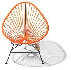 Acapulco Stuhl baby acapulco chair orange fairfurniture com