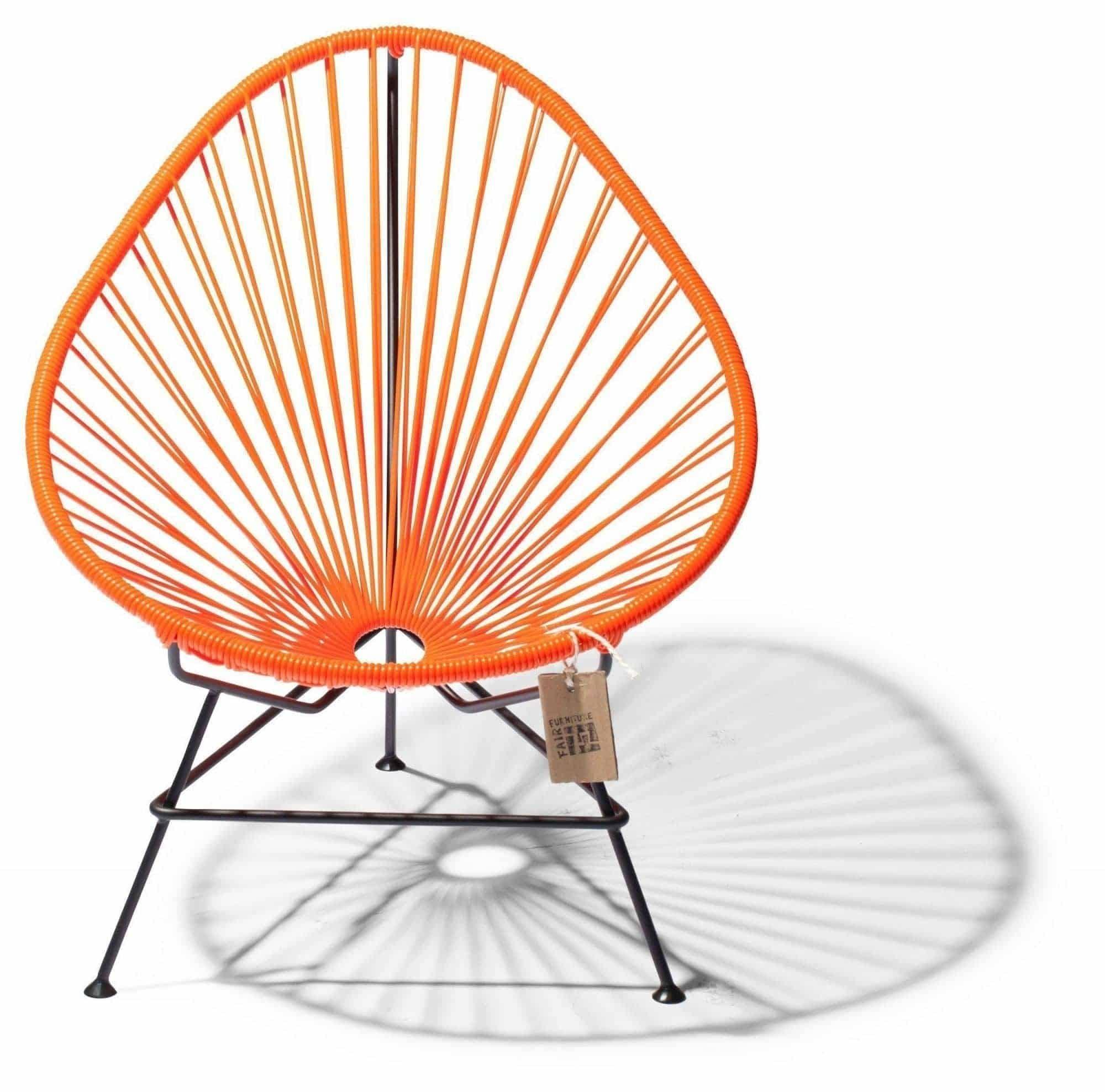 Baby Acapulco Chair Orange · Acapulco Stuhl Stol Orange Fluor