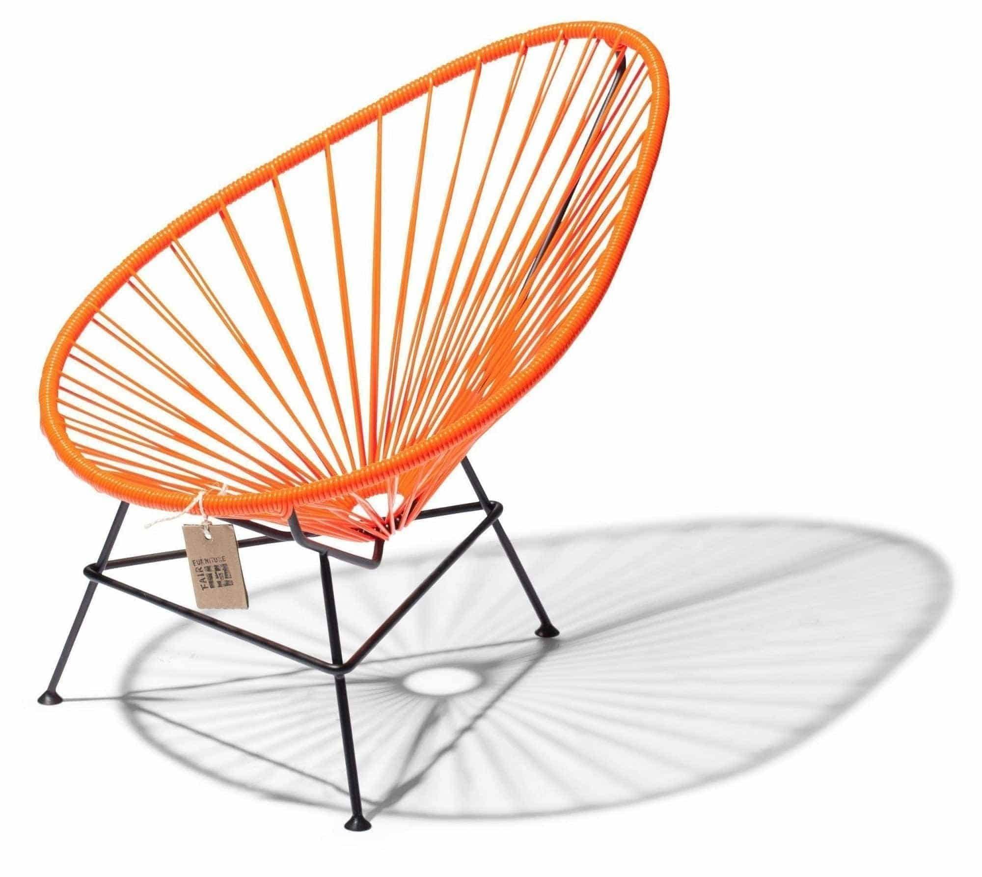 Baby Acapulco Chair Orange