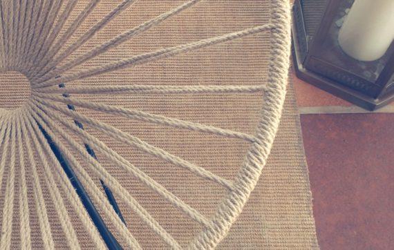 Detail Acapulco hennepstoel