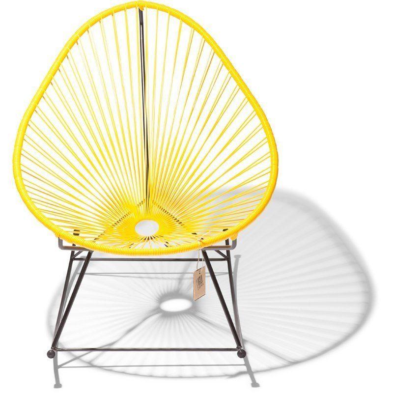 Etonnant Acapulco Rocking Chair Yellow