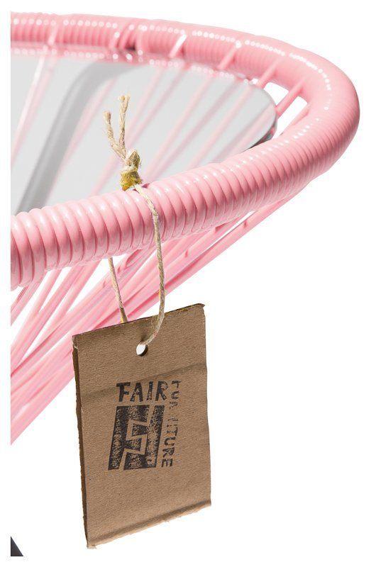 Japon tafel roze detail