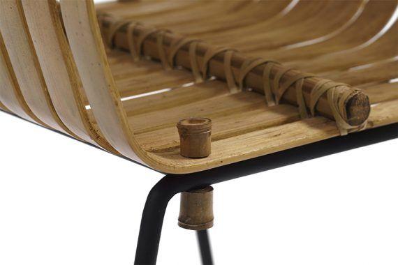 Fair Furniture Detail1 bamboe kruk