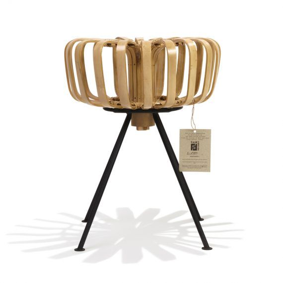 Low stool bamboo Fair Furniture