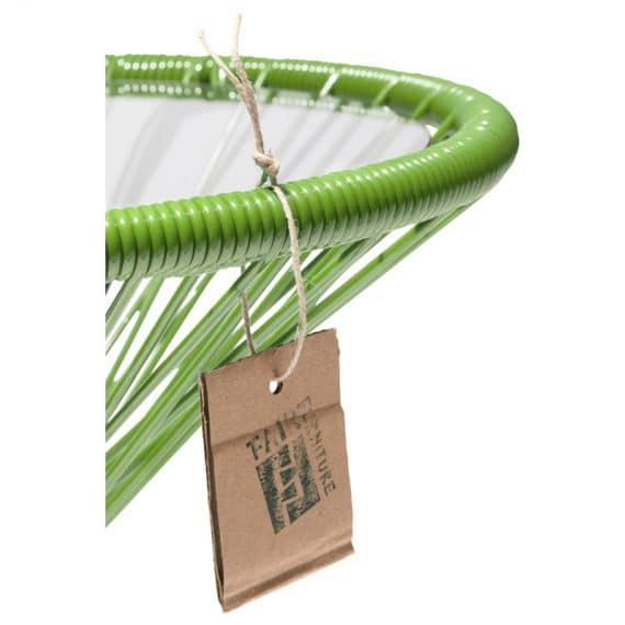 Japon tafel groen detail