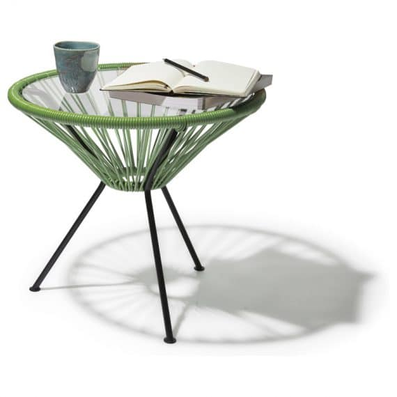 Japon tafel groen sfeerfoto