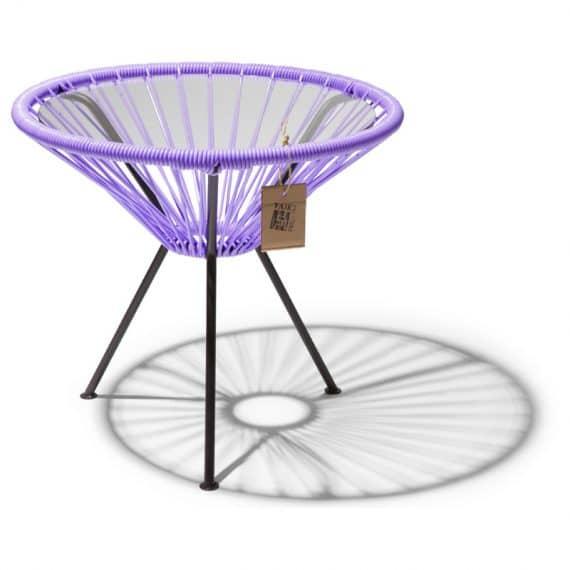 Japon tafel lila recht
