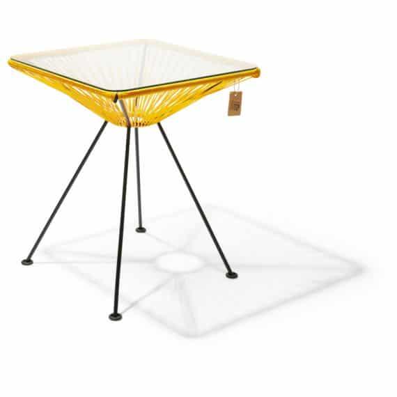 Tulum bistro tafel_geel_1
